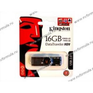 Флеш накопитель USB16Гб Kingston DataTraveler 101 G2