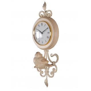 Часы настенные «Снегирь»
