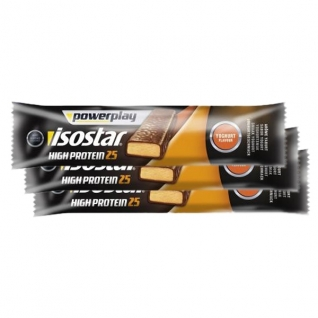 Isostar Питание Powerplay Riegel High Protein 25 Joghurt&Frucht 35 g – 3 Stueck