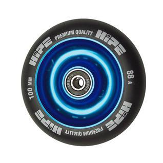 Колесо Hipe Solid 100mm, синий/черный