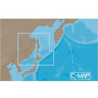 Карта C-MAP RS-N207 - Острова Хоккайдо и Сахалин C-MAP
