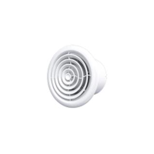 Вентилятор Auramax D100 RF 4S C с обр клапаном, антимоскитной сеткой