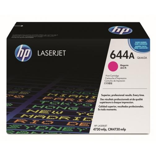 Оригинальный картридж HP Q6463A для HP CLJ 4730, 4700 (пурпурный, 12000 стр.) 897-01 Hewlett-Packard 852414 1