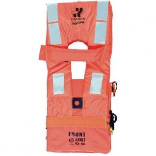 Hansen Protection Надувной спасательный жилет Hansen Protection Sea Life SOLAS IMO RES MSC200 82960-01290BARN юношеский рост 100-150 см