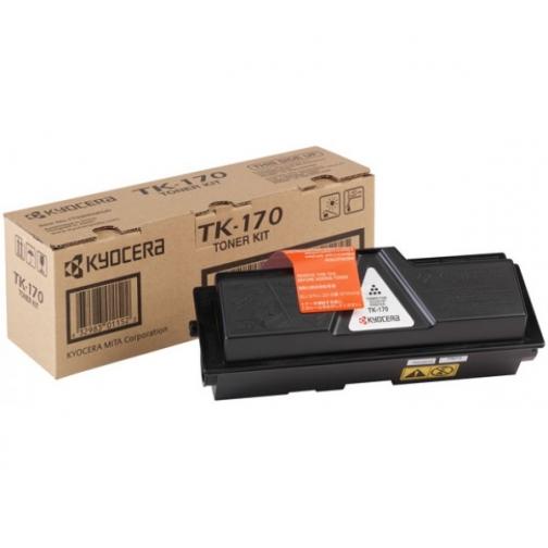 Картридж TK-170 для Kyocera FS-1320D, FS-1370DN (черный, 7200 стр.) 1305-01 852467 1