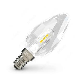 Лампочка светодиодная X-flash LED диммеруемая XF-E14-CCD-3.3W-4000K-230V