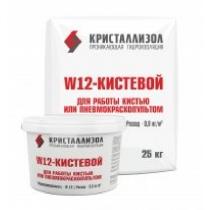 Проникающая гидроизоляция Кристаллизол W12-Кистевой