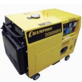 Генератор Champion DG 6500 ES