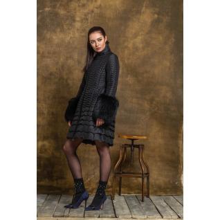 Пальто ODRI 18210145 Пальто ODRI BLACK (черный)