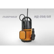 Парма НД-250/5П (250Вт, 6м, 100л/мин) Насос Электрический Парма