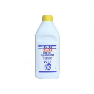 Тормозная жидкость LIQUI MOLY Bremsenflussigkeit DOT-4 1 литр