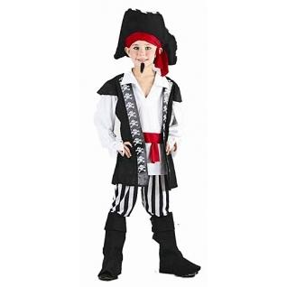 """Костюм """"Пиратский капитан"""", 7-10 лет Snowmen"""