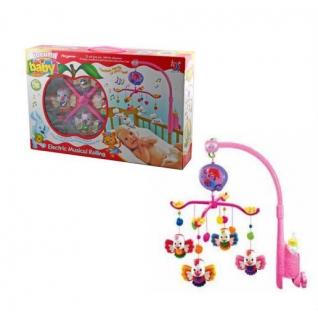 Музыкальный мобиль Jocund Baby - Птички Shenzhen Toys
