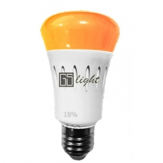 GSlight Умная RGB/W лампочка ES-SmartBulb (E27, 7Вт, 220V) Easydim
