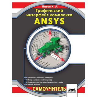 Графический интерфейс комплекса ANSYS