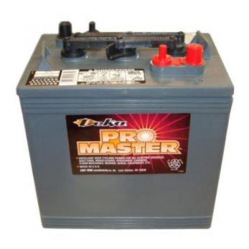 Аккумуляторная батарея глубокого разряда Deka GC15 (230а/ч) 36987702