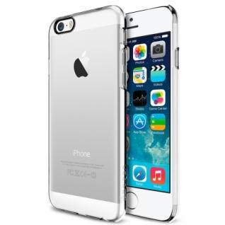 Чехол для iPhone 6 Thin Fit цвет Crystal Clear (SGP10939)