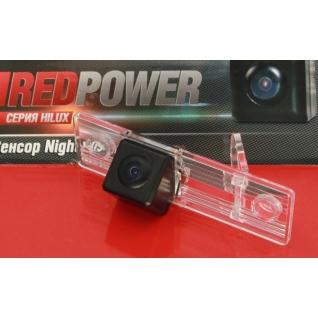 Штатная видеокамера парковки Redpower CHV063 для Chevrolet EPICA/CAPTIVA/CRUZE Sedan RedPower