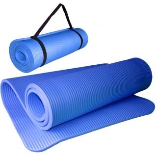 Hawk Коврик гимнастический Hawk HKEM124 180x60x1 см (синий)