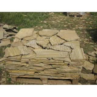 Пластушка с разводами (Толщина 4-6 см)