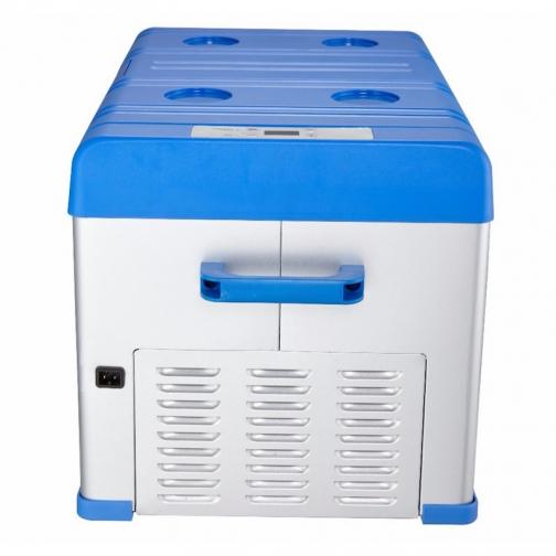 Kомпрессорный автохолодильник ALPICOOL ABS-30 синий (30л, 12/24/220В) 36971688