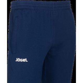 Тренировочный костюм детский Jögel Jcs-4201-971, хлопок, темно-синий/синий/белый размер XS