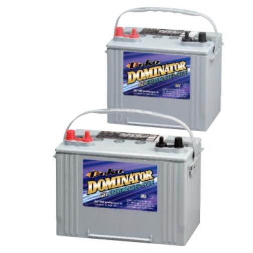Аккумуляторная батарея глубокого разряда Deka 8G31DT (102а/ч) 36987698