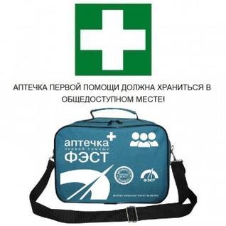 Аптечка первой помощи работникам ФЭСТ (приказ №169н) (сумка)