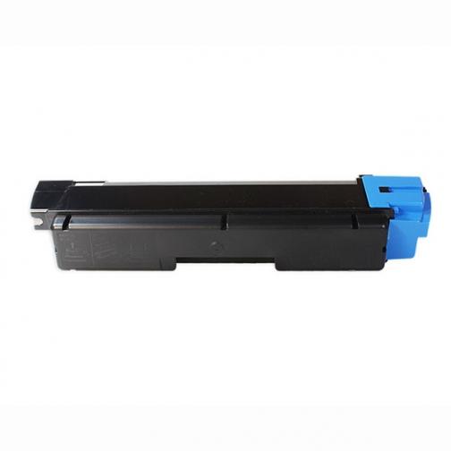 Совместимый тонер-картридж TK-580C для Kyocera Mita FS-C5150DN (голубой, 2800 стр.) 4542-01 Smart Graphics 851336
