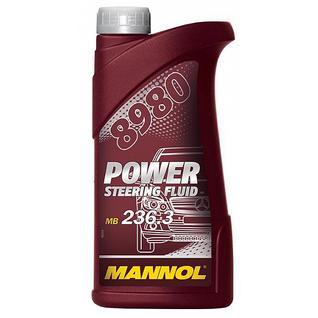 Жидкость для ГУР Mannol PSF 500мл