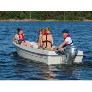 Моторная лодка Terhi 400