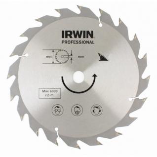 Диск пильный Irwin PRO WOOD 300x3,2х96Tx30/25/20 мм