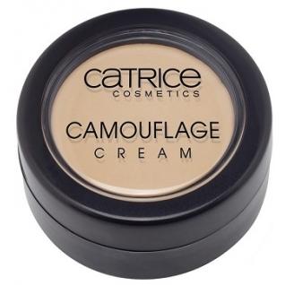 CATRICE - Кремовый корректор Camouflage cream 20 - светло-бежевый