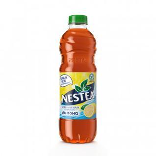 Чай холодный черный Nestea б/газ лимон ПЭТ 0.5лx6