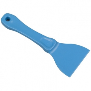 Скребок пластмассовый ручной 205x76мм PSC1 B синий