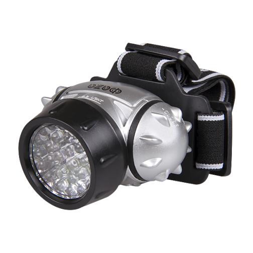 Налобный светодиодный фонарь, 28 светодиодов 665
