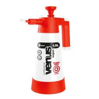 накачной помповый пульверизатор - sprayer venus super pro+hd acid v-1,5 (красный) KWAZAR