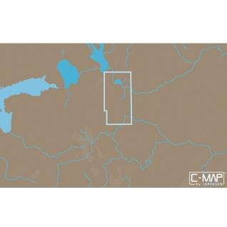Карта C-MAP EN-N608 - Волго-Балтийский канал C-MAP