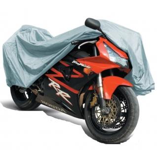 Тент-чехол для мотоцикла AVS МС-520 2ХL (водонепроницаемый) AVS