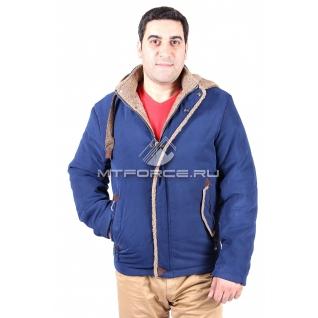 Куртка-парка мужская утепленная