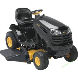 Садовый трактор Parton PA20VA46