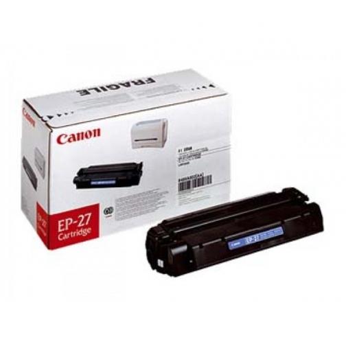 Картридж EP-27 для Canon MF3110, MF3228, MF5630, MF5650, MF5730, MF5750, MF5770, LBP-3200 (черный, 2500 стр.) 913-01 852399 1