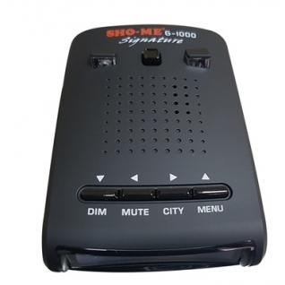 Радар-детектор Sho-me G-1000 Signature