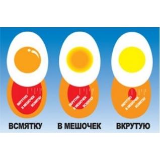 """Индикатор Для Варки Яиц """"Подсказка"""" Egg Timer"""