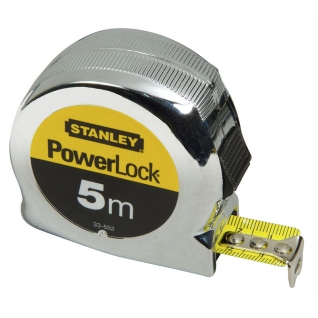 Рулетка Stanley Micro Powerlock 0-33-552, 5 м