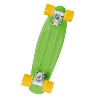 "Круизер MaxCity Plastic Board X1 Small 22"" (зеленый)"