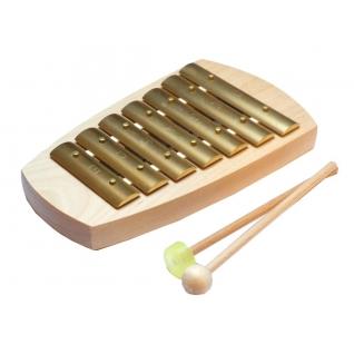 Auris Xylophones Металлофон пентатонический открытый 7 нот KАP-007