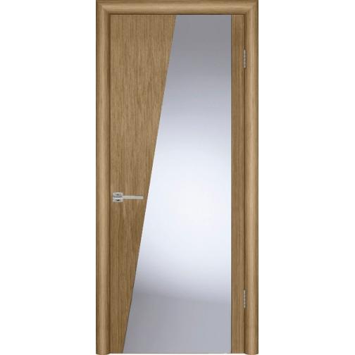 Дверь ульяновская шпонированная Орион со стеклом триплекс 49374 1