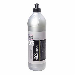 высокопенный ручной шампунь без фосфата и растворителей smart too shampoo 03 (0,5л Smart Open