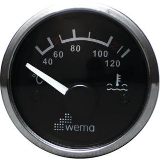 Wema Индикатор температуры охлаждающей жидкости Wema IPTR-BS-40-120 300 - 23 Ом 12/24 В